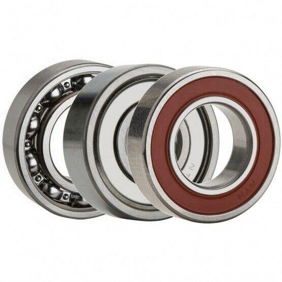 NTN OE Quality Rear Left Wheel Bearing for YAMAHA FZR1000RU EXUP 92-93 - 6304LLU