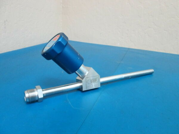 Parker UHP UHP2297A1 SP 2001 Angle Flow Control Valve