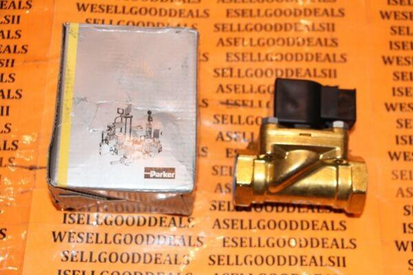 Parker 7221GBN64N00 Solenoid Valve 1