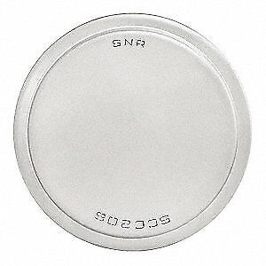 NTN Stainless Steel Bearing End Cap,Closed,SS,Dia. 25mm, SCC205