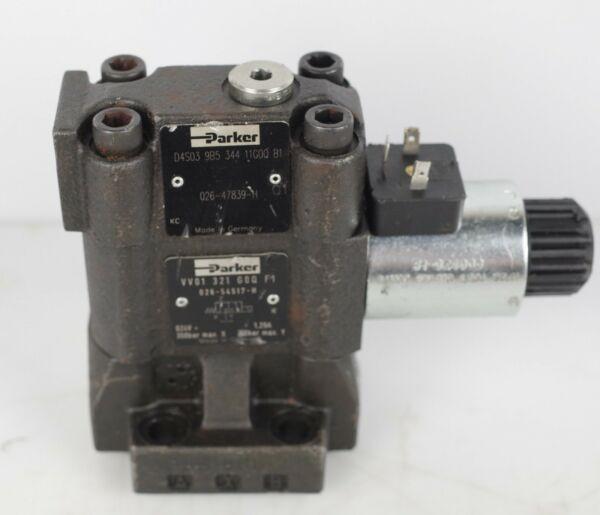 Parker Hydraulic Valve d4s03 0b5 344 11g0q b1+ vv01 321 60q f1 + S 16–39541–0