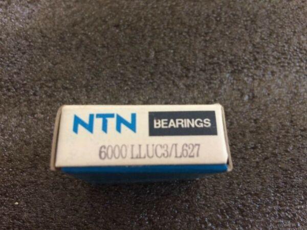 NTN radial bearing 6000LLUc3  single row double sealed 4ZXA4