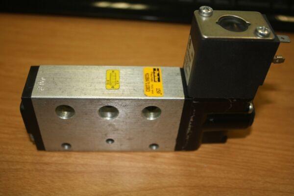 PARKER 422BA711D83 Pneumatic Solenoid Valve