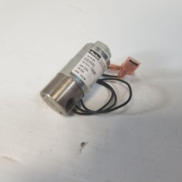Parker B2DX330 Pneumatic Solenoid Valve Used