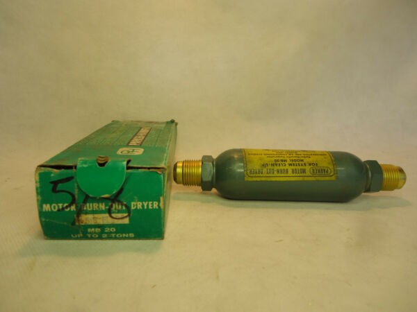 NEW IN BOX PARKER MB-20 MOTOR BURN-OUT DRYER 5/8