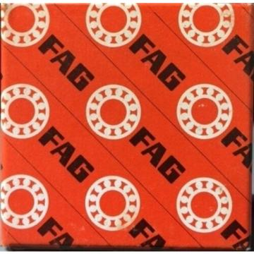 FAG 6301-2ZR SINGLE ROW BALL BEARING