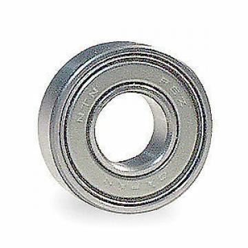 NTN Radial Bearing,Double Shield,10mm Bore, 6200ZZC3/L627