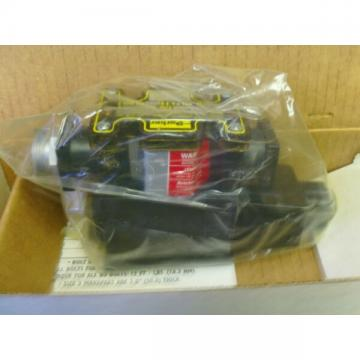 PARKER HYDRAULIC VALVE D1VW6FNYCF56  -75  120/60 110/50 5000 PSI MAX