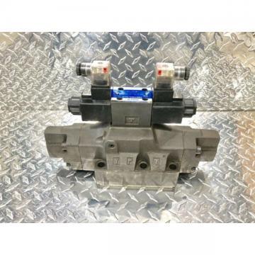 YUKEN DSHG-06-3C4-T-R2-D24-N1-51 DIRECTIONAL CONTROL VALVE