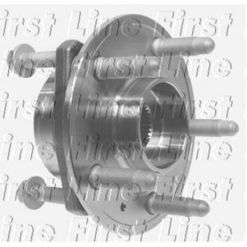 2x Wheel Bearing Kits Rear FBK1166 First Line 13502785 328292 13580135 Quality