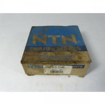 NTN UCFU-1-1/4S Mounted Bearing  NEW